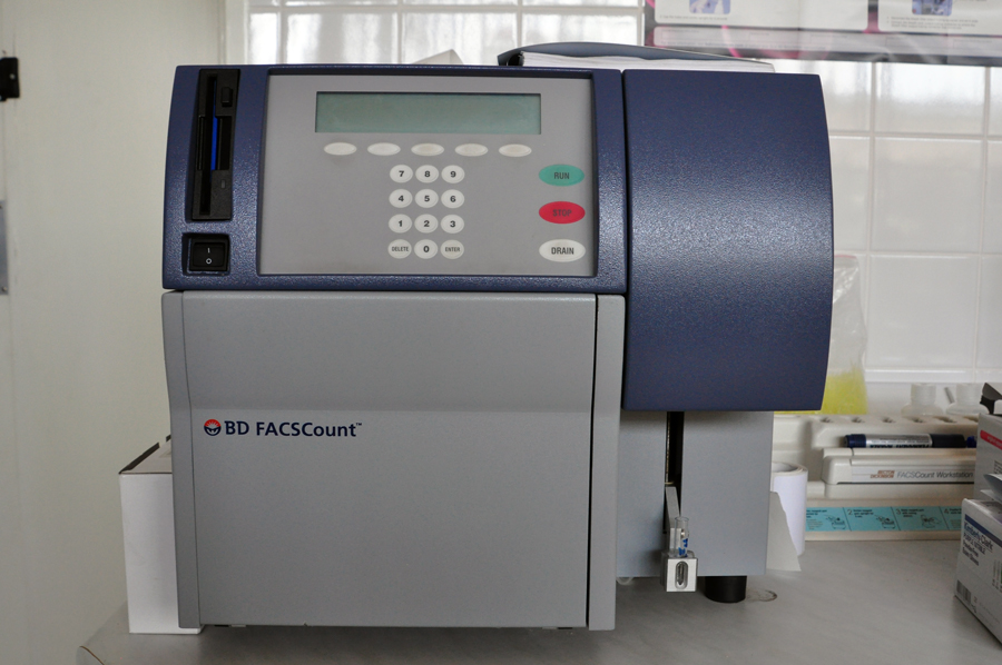 CD4 Count Machine